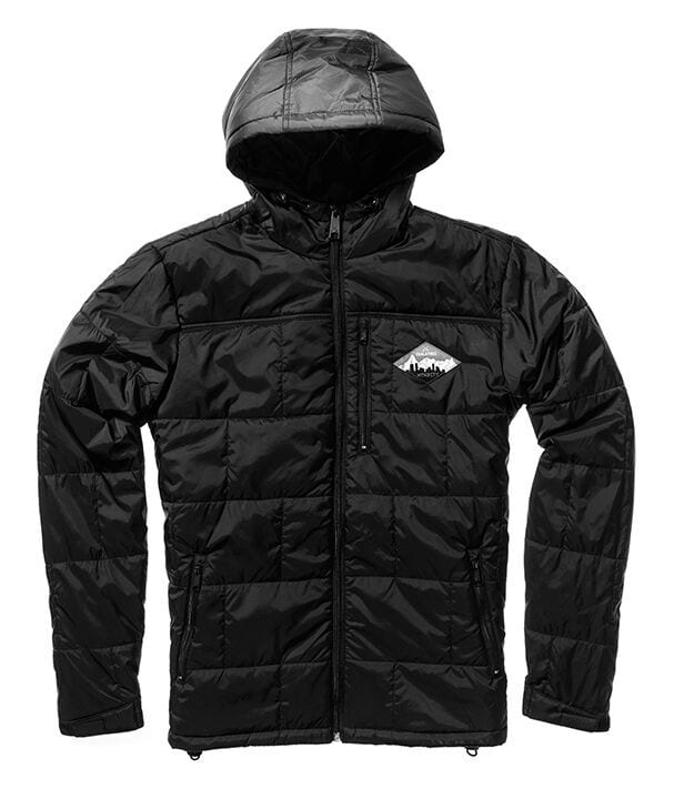 Coalatree Camper Down Hooded Jacket