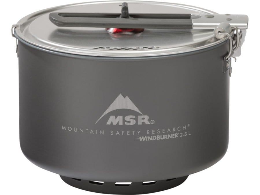 MSR WindBurner Stove System Combo