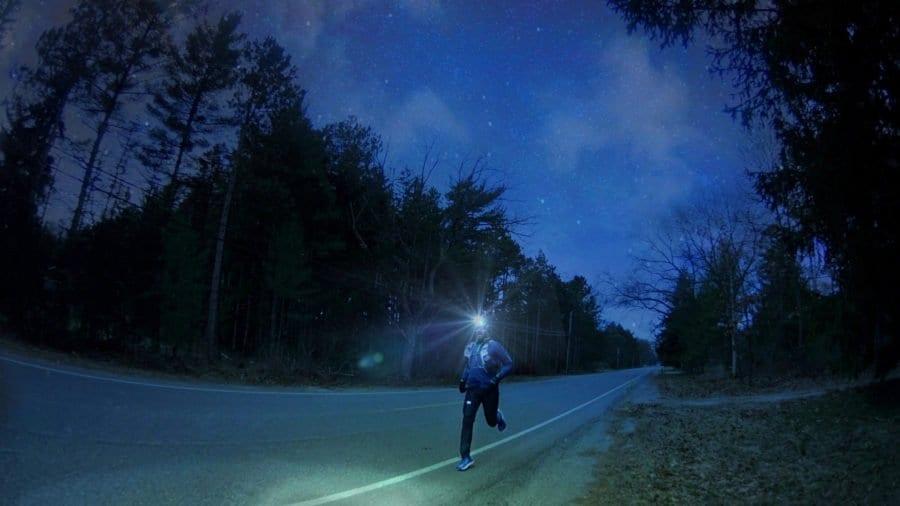 Petzl Night Running Challenge