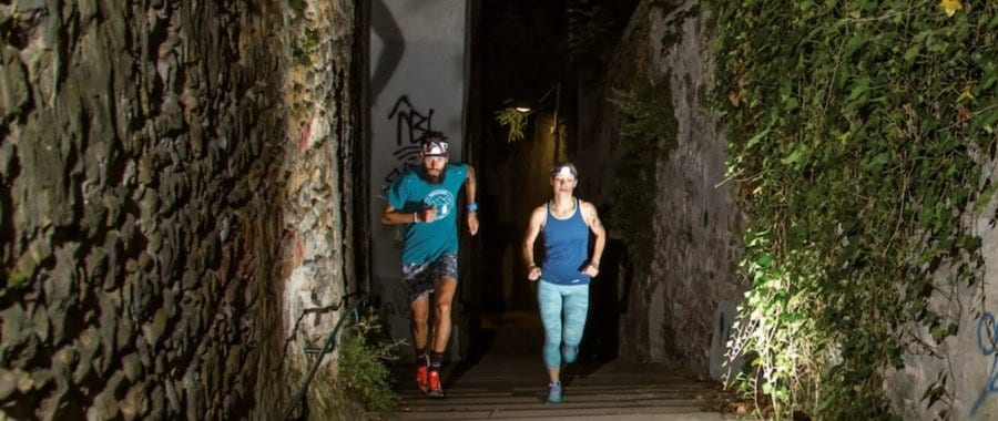 Petzl Night Running Challenge