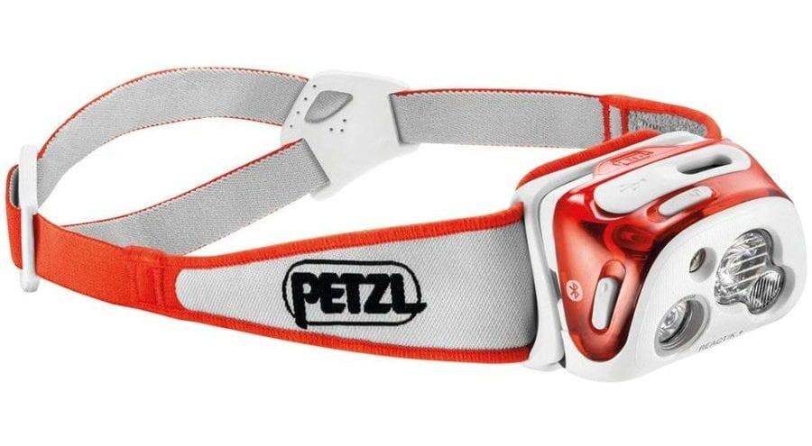Petzl REACTIK + Headlamp