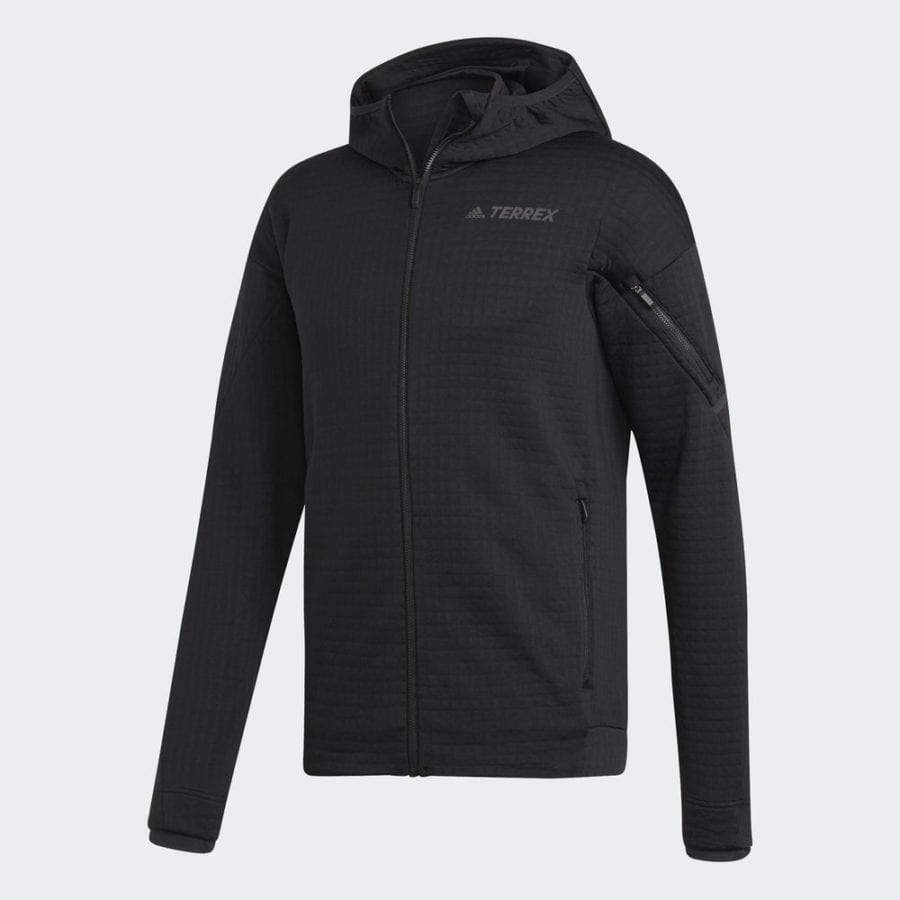 adidas Power Air Fleece Jacket