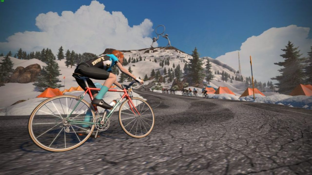 Wahoo and Zwift Partner on In-Game Climbing Mission - Active
