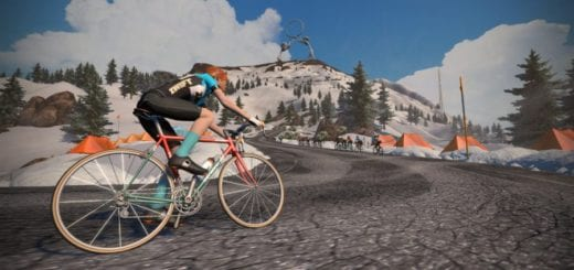 ZWIFT WAHOO CLIMB MISSION