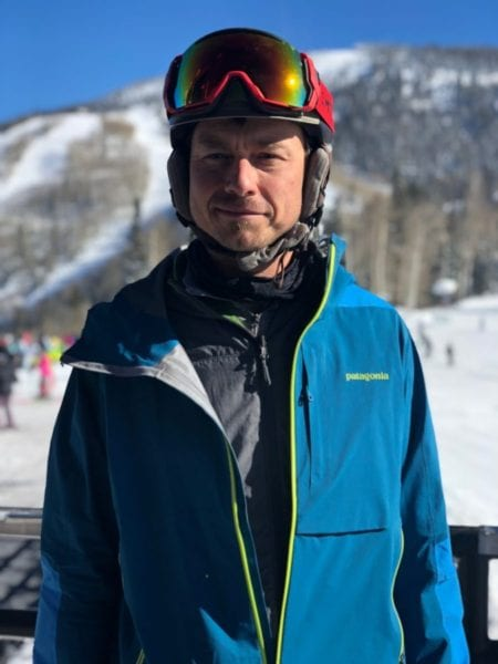 Stio Alpha Alpine Hooded Jacket Layered Up