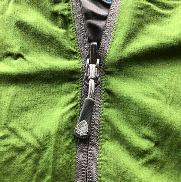 Stio Alpha Alpine Hooded Jacket Reversible Zipper