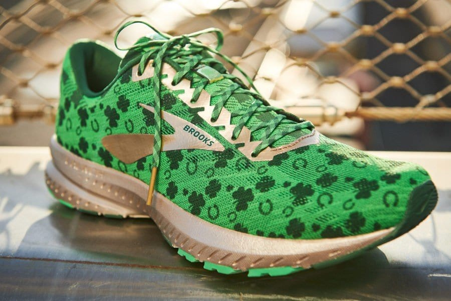 2f5aa3a7d677f Brooks Running Unveils New Launch 6 Shamrock Shoe - Active Gear Review
