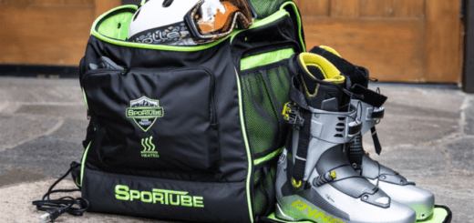 Sportube Toaster Elite Heated Boot Bag