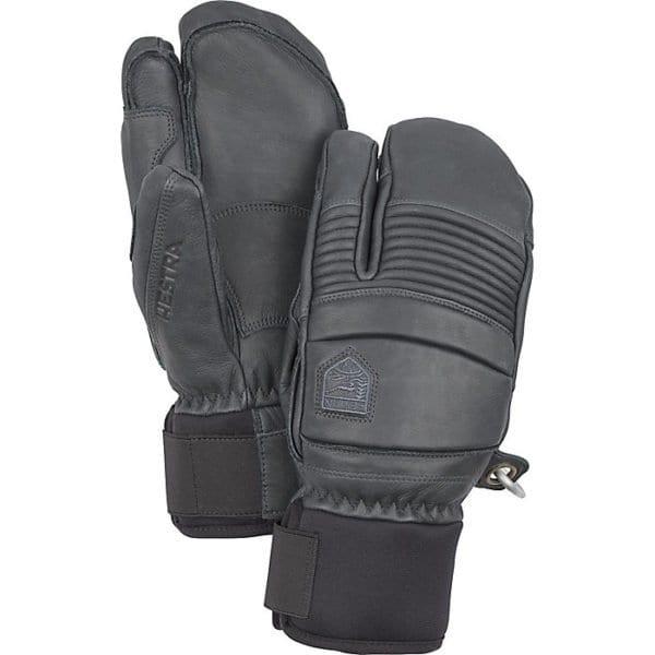 Hestra Leather Fall Line 3-Finger Glove