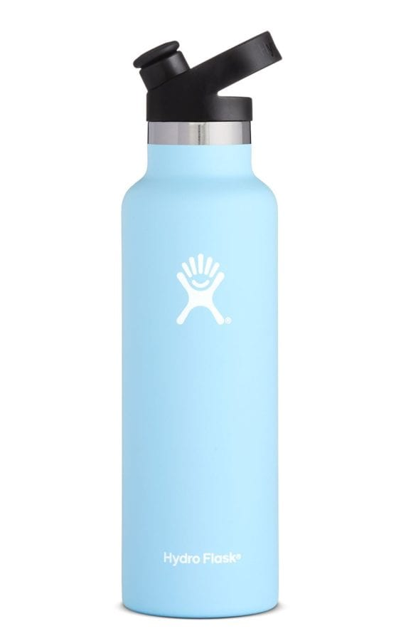 HydroFlask 21 oz Std. Mouth with Sports Cap
