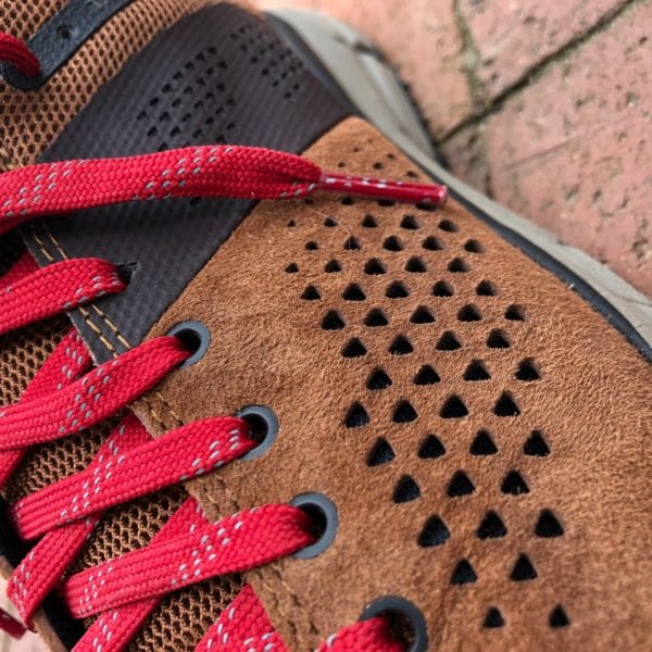 Danner Trail 2650 Ventilation Holes