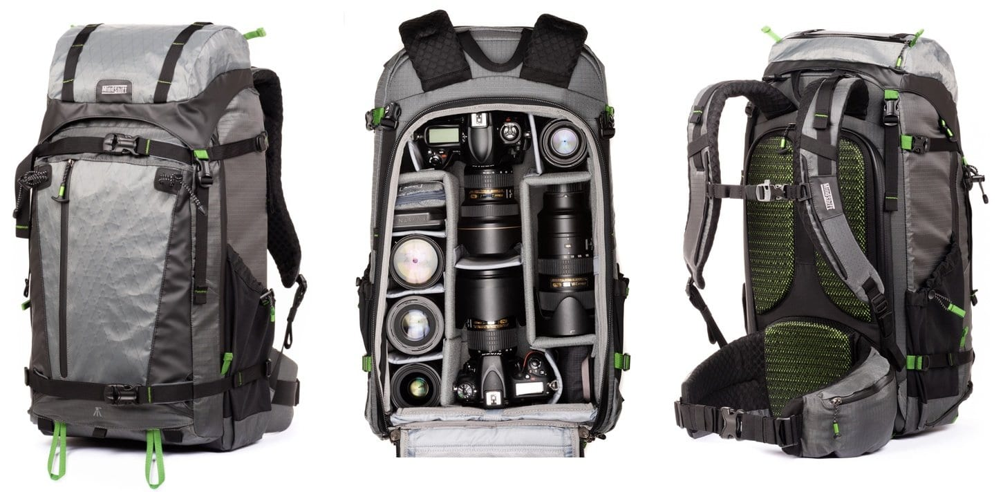 MindShift BackLight Elite 45L backpack